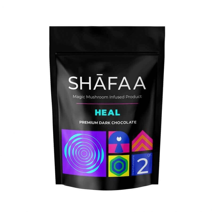 Heal Macrodose Magic Mushroom Chocolates - 2g