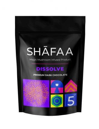 Dissolve Macrodose Magic Mushroom Chocolates - 3g