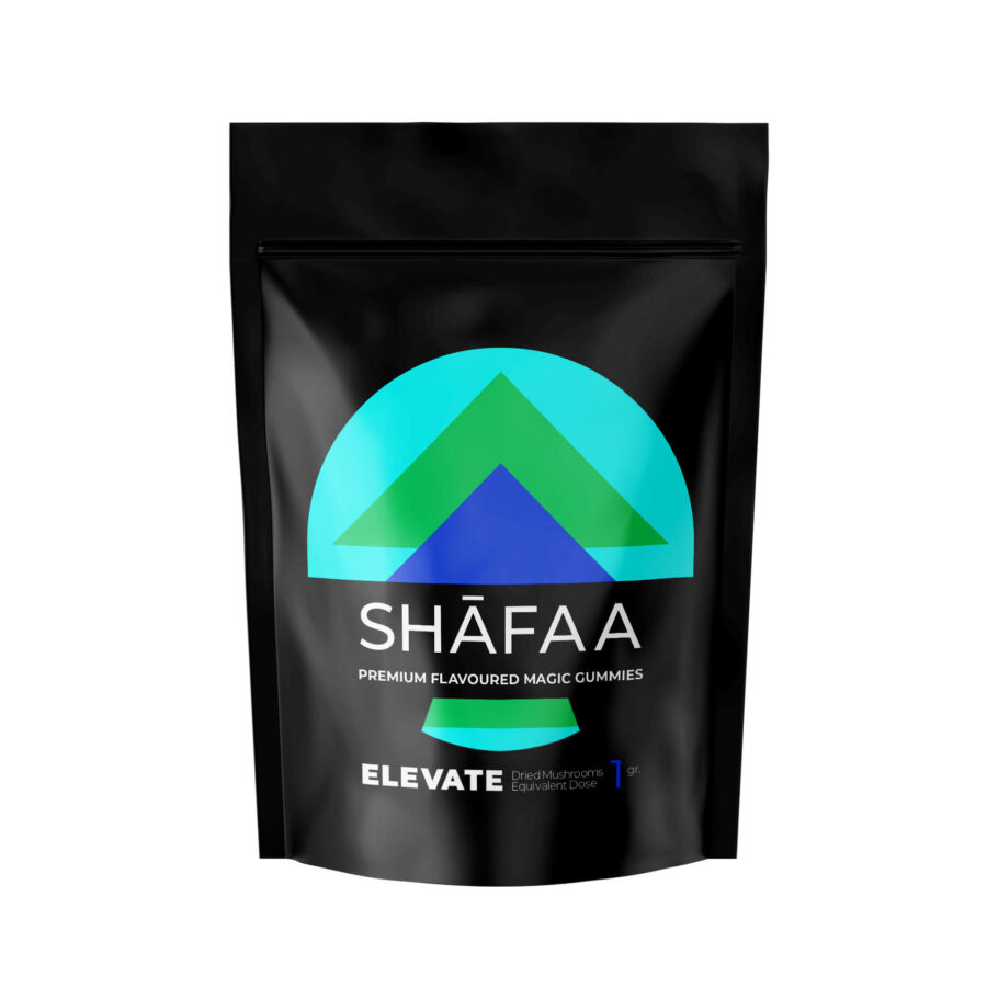 Elevate Macrodose Magic Mushroom Gummies - 1.0 g