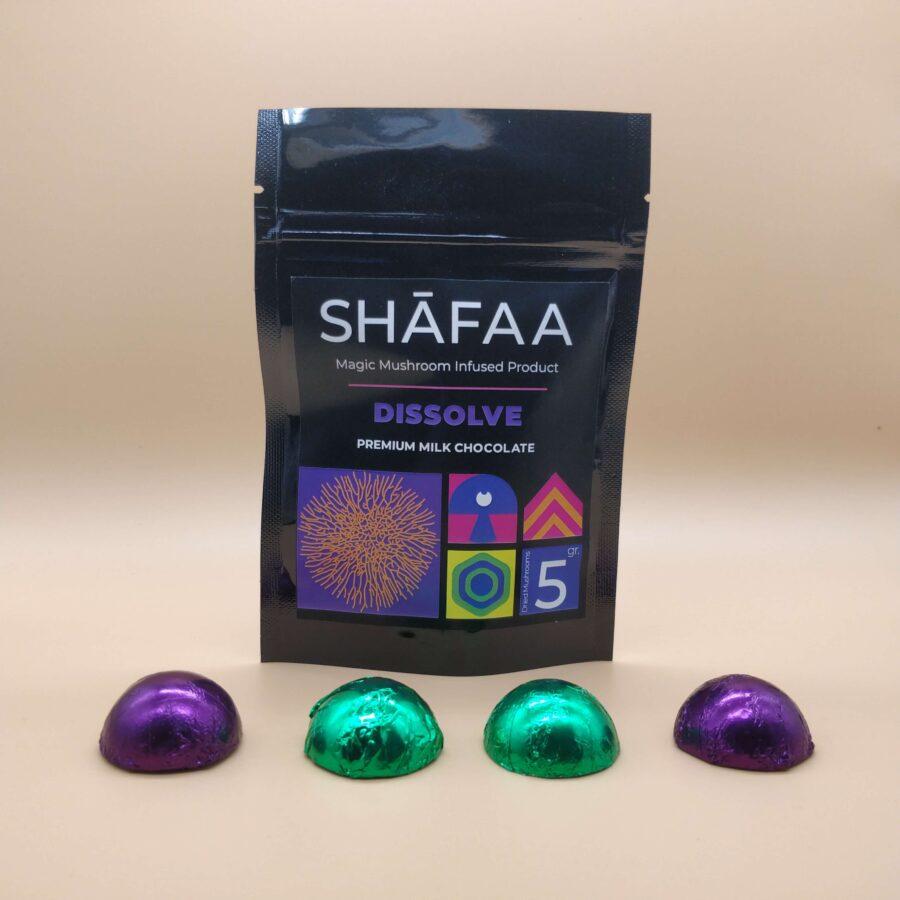 Macrodose Magic Mushroom Chocolates