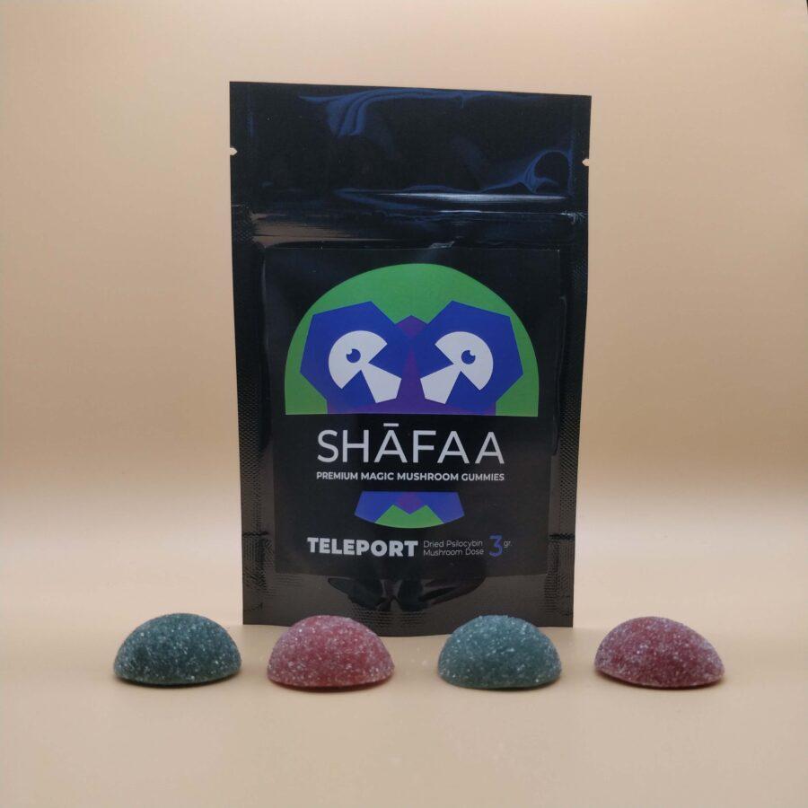SHAFAA Dissolve Magic Mushroom Gummies