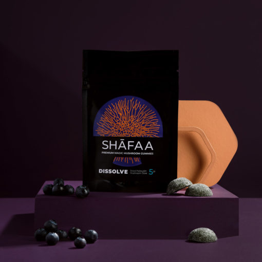 Macrodose Magic Mushroom Gummies
