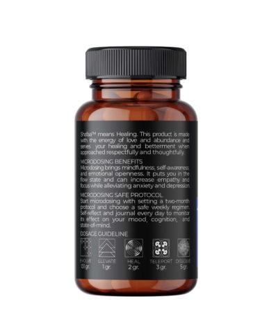 Prime Magic Mushroom Microdosing Capsules